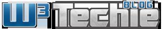 w3techie header image